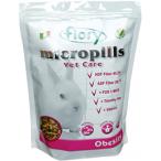 FIORY корм для карликовых кроликов Micropills Vet Care Obesity, 850 г