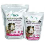 FIORY корм для морских свинок 1-6 мес Micropills Baby Guinea Pigs, 2 кг