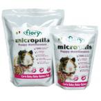 FIORY корм для морских свинок 1-6 мес Micropills Baby Guinea Pigs, 850 г