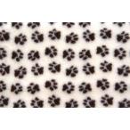 ProFleece коврик меховой 1х1,6м сливки/шоколад