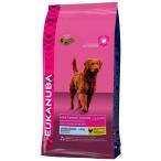 Eukanuba Dog Adult для собак крупных пород для контроля веса 15 кг