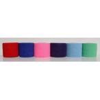 """Andover PetFlex бандаж 2,5 см х 4,5 м цвета """"микс"""" (в пакете 2 шт.)"""