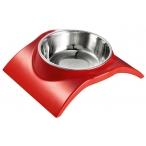 Hunter Smart миска для собак Elegance меламиновая 350 мл красная