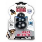 """Kong Extreme игрушка для собак """"КОНГ"""" очень прочная средняя 8 х 6 см"""
