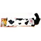 """Kong игрушка для кошек """"Кикеру"""" 29 х 7 см буренка цвета в ассортименте с кошачьей мятой"""