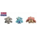 """Kong игрушка для собак """"Кози Пастель"""" (волк, коала, кролик) плюш, средние 20 см"""