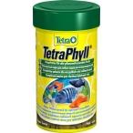 Tetra TetraPhyll корм для всех видов рыб растительные хлопья, 100 мл