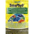 Tetra TetraPhyll корм в хлопьях для всех видов рыб, 12 г