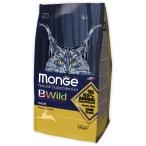 Корм Monge Bwild Cat Hare, 1.5 кг