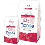 Корм Monge Dog Mini корм для щенков мелких пород 3 кг