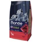 Корм Monge Bwild Dog Deer корм для щенков всех пород с олениной, 2 кг