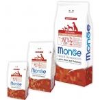 Корм Monge Dog Speciality Puppy&Junior корм для щенков всех пород ягненок с рисом и картофелем 800 г