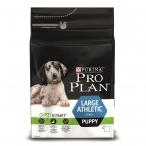 Корм Purina Pro Plan для щенков атлетически сложенных с курицей Adult Large Breed Athletiс Chicken, 12 кг