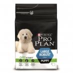 Корм Purina Pro Plan для щенков крупных пород с курицей и рисом Large Robust Puppy Chkn, 12 кг