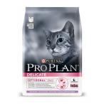 Корм Purina Pro Plan для Взрослых кошек с индейкой и рисом - идеальное пищ-ние Adult Delicate, 10 кг