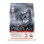 Корм Purina Pro Plan для взрослых кошек с лососем и рисом Adult Salmon & Rice, 10 кг