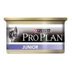 Корм Purina Pro Plan Консервы для котят с курицей Junior Chicken, 85 г