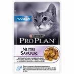 Корм Purina Pro Plan NutriSavour Housecat with Turkey in jelly Кусочки в желе для домашних кошек с индейкой, 0,085 кг