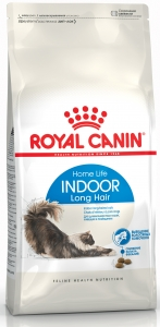 Корм Royal Canin Indoor Long Hair, 400 г