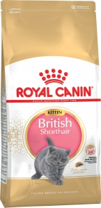 Корм Royal Canin British Shorthair Kitten, 10 кг