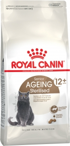 Корм Royal Canin Sterilised 12+, 0,4 кг