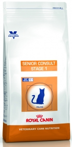 Корм Royal Canin Senior Consult Stage 1, 400 г