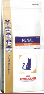 Корм Royal Canin Renal Select Feline, 2 кг