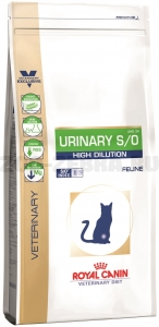Корм Royal Canin Urinary so High DiLution UHD 34 Feline, 7 кг