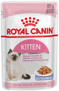 Корм Royal Canin Kitten Instinctive (в желе), 85 г