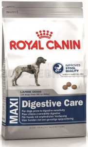 Корм Royal Canin Maxi Digestive Care, 15 кг