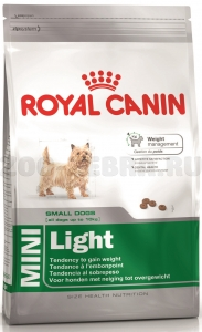 Корм Royal Canin Mini Light, 2 кг