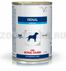 Корм Royal Canin Renal Special сanine canned, 0,41 кг