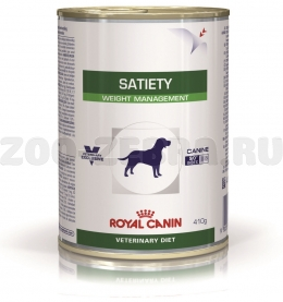 Корм Royal Canin Satiety Weight Management Canine canned, 0,41 кг