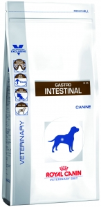 Корм Royal Canin Gastro Intentinal GI 25 Canine, 2 кг