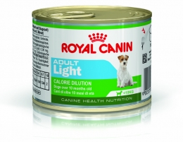 Корм Royal Canin Adult Light сanine canned, 0,195 кг