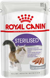 Корм Royal Canin Sterilised (паштет), 0,085 кг